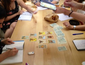 atelier pratique tarot paris
