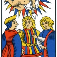 tarot marseille amoureux signification