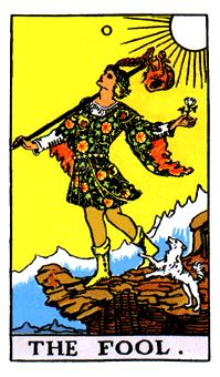 tarot rider waite mat signification