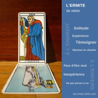 ermite tirage signification
