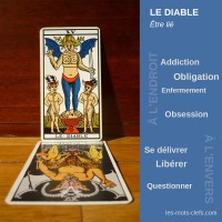 diable tirage signification