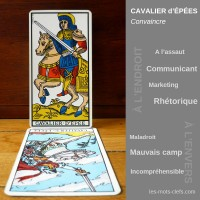 10-cavalier-depees-tarot-signification-endroit-envers