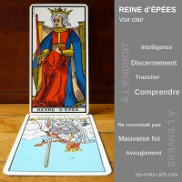 11-reine-depees-tarot-signification-endroit-envers