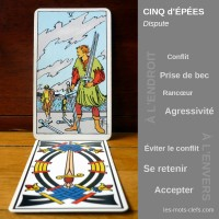 5-depees-tarot-signification-endroit-envers