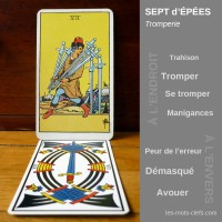 7-depees-tarot-signification-endroit-envers
