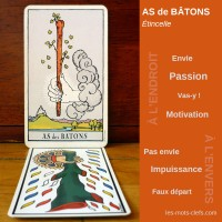 as-de-batons-tarot-endroit-envers-signification