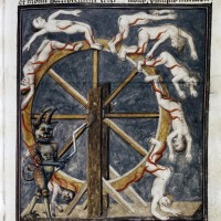 roue MS Douce 134 fol 083r