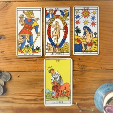 tirages tarot paris