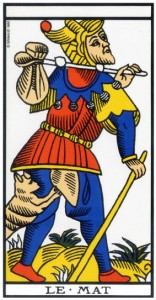 tarot marseille mat signification