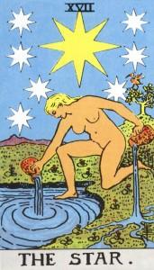 tarot étoile signification