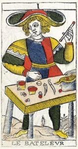 pierre madenié le bateleur tarot