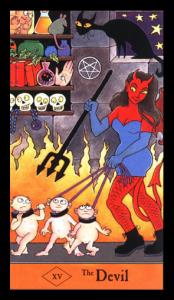 Hallowe'en Tarot