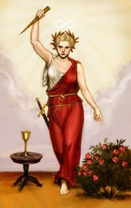 Tarot de Buffy (eh oui).