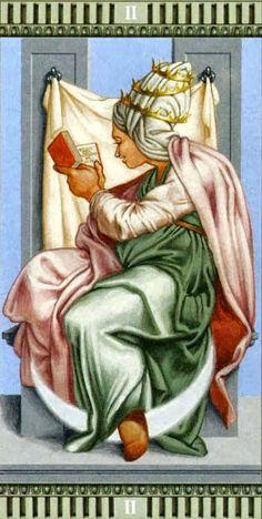 Michelangelo Tarot