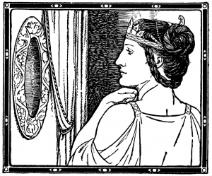 tarot miroir