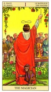 tarot bateleur signification