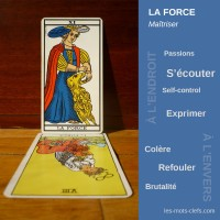 force tirage signification