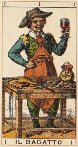 bateleur magicien