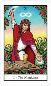 bateleur magicien arcane tarot