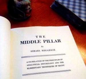 israel regardie middle pillar