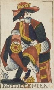 roi deniers jean noblet tarot