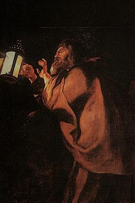 Rubens, Descente de croix (détail)