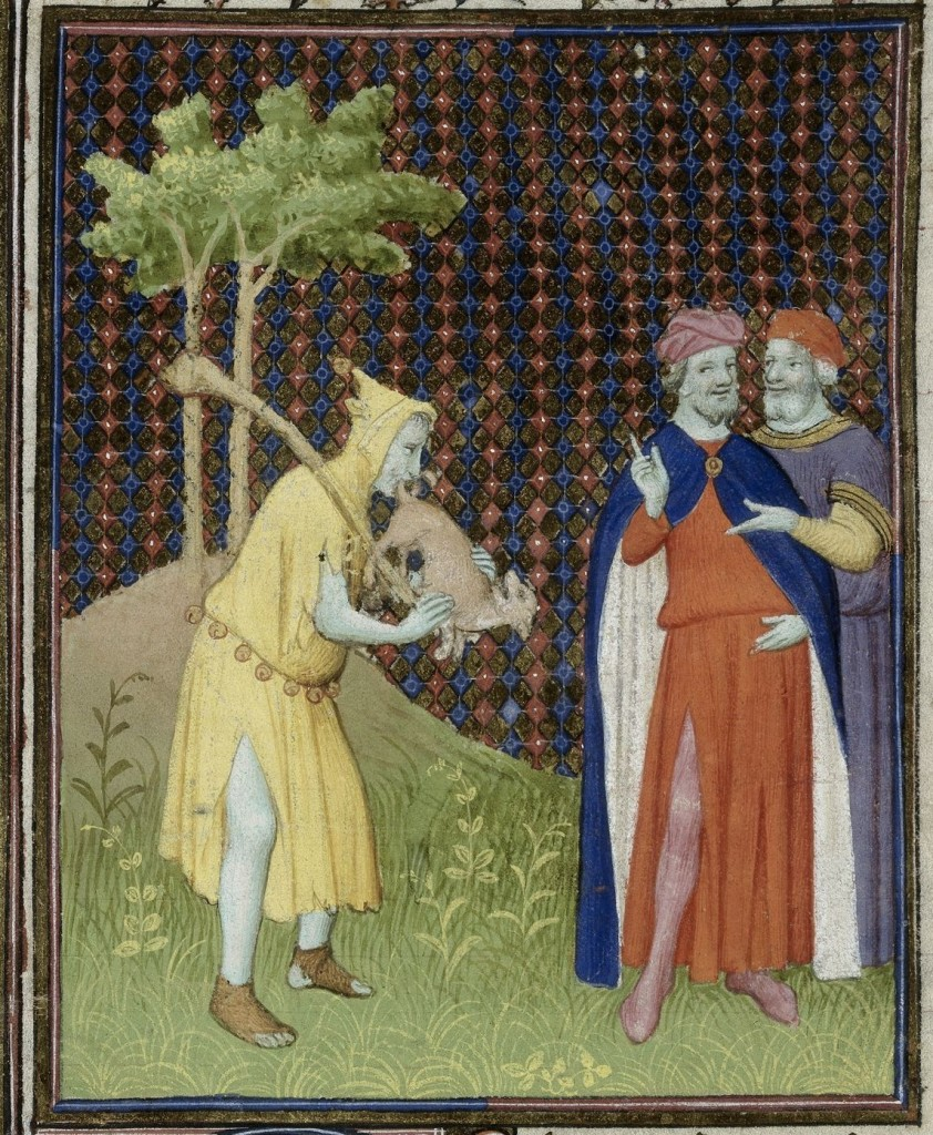 Fou, BL Royal 15 D III, f. 262