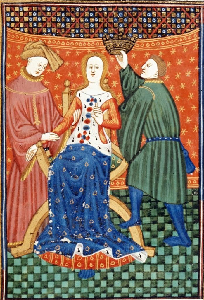 L'impératrice Irène, Royal 16 G V f. 121