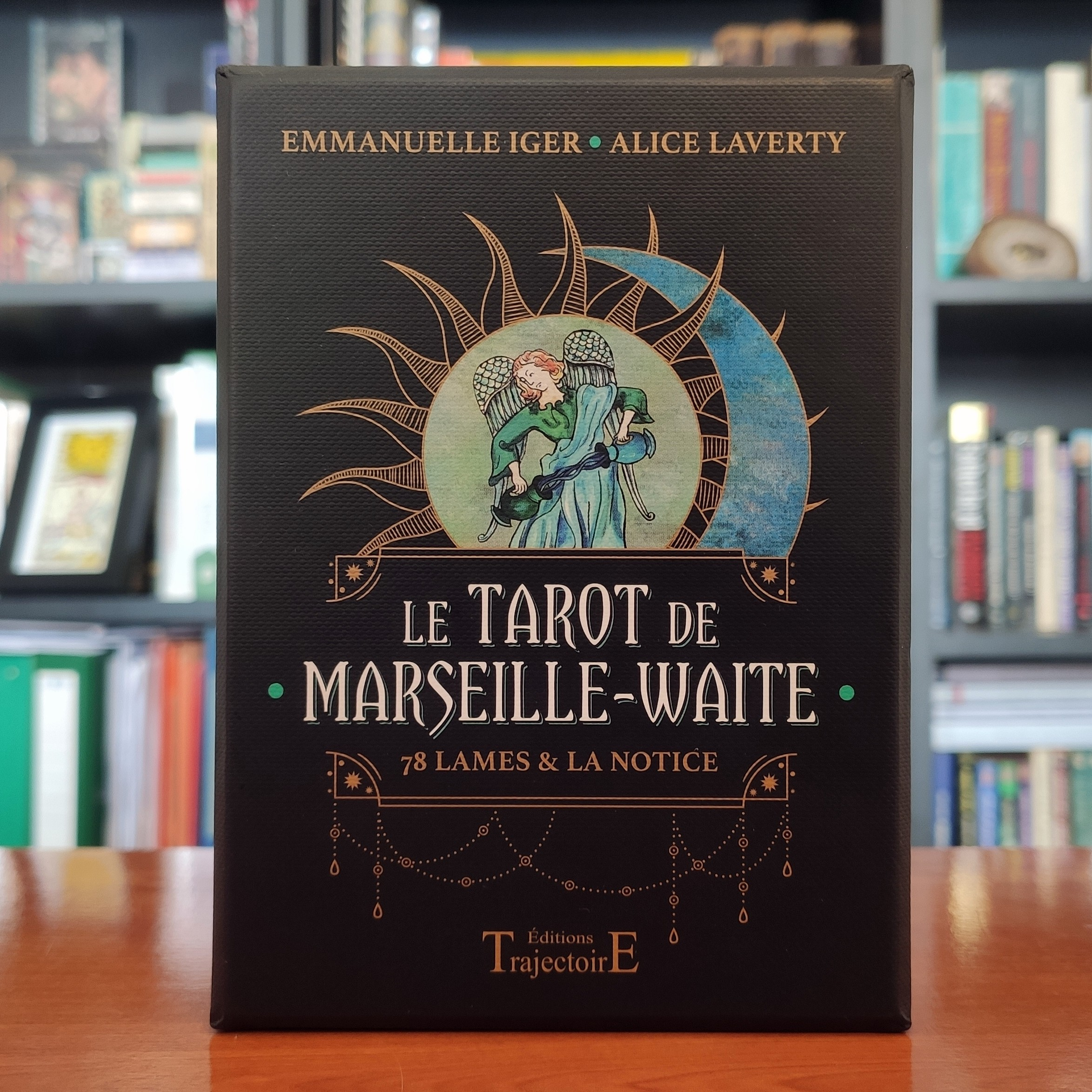 tarot marseille waite