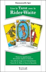 tarot rider waite livre
